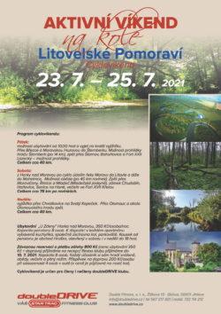 Cyklovíkend Litovelské Pomoraví  23. 7. – 25. 7. 2021